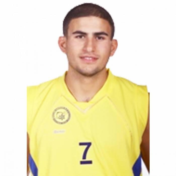 Photo of Barak Hadad, 2010-2011 season