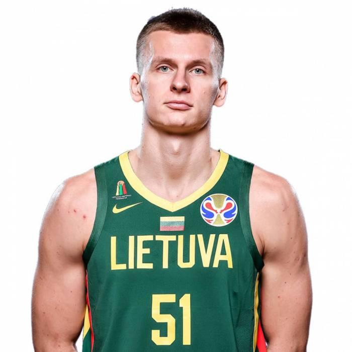 Photo of Arnas Butkevicius, 2019-2020 season