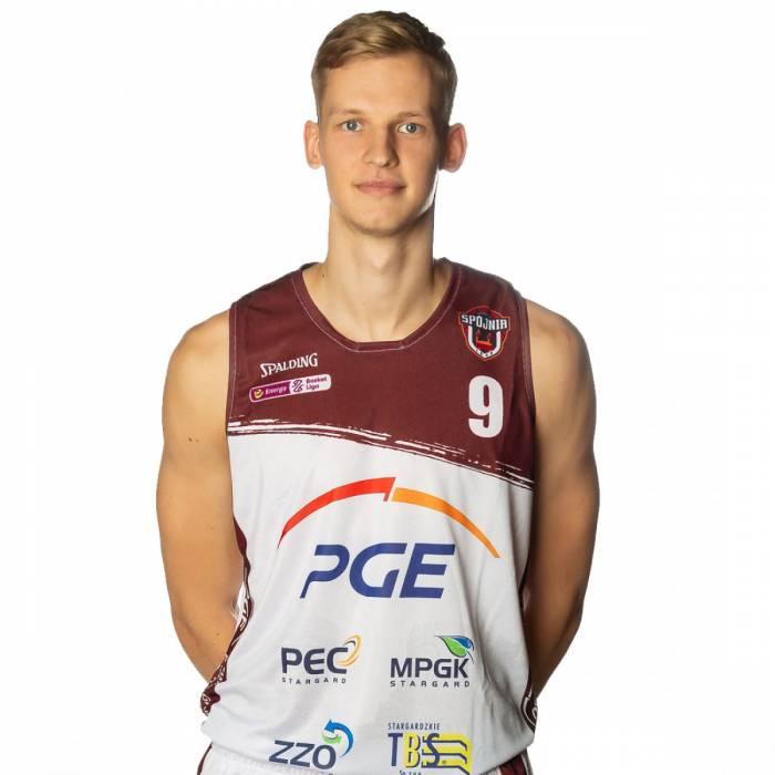 Photo de Jokubas Gintvainis, saison 2019-2020