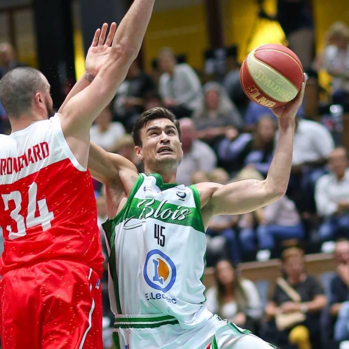 Photo de Thomas Cornely, saison 2019-2020