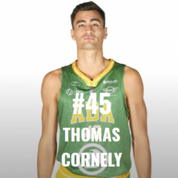 Photo de Thomas Cornely, saison 2020-2021