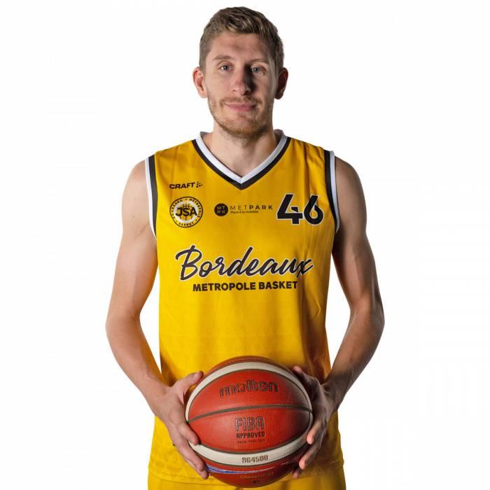 Photo of Quentin Hanck, 2020-2021 season