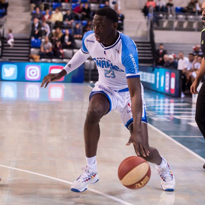 Photo of Sadio Doucoure, 2019-2020 season