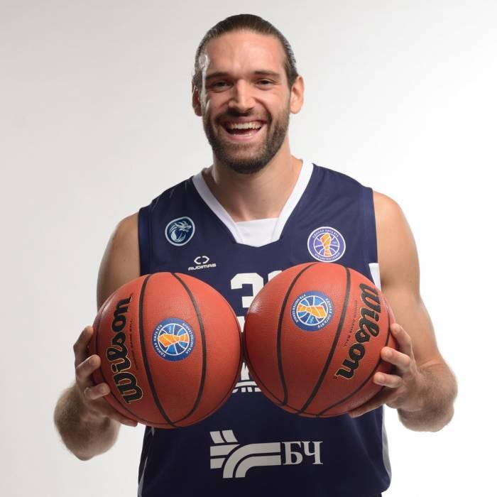 Photo de Alexandre Gavrilovic, saison 2019-2020