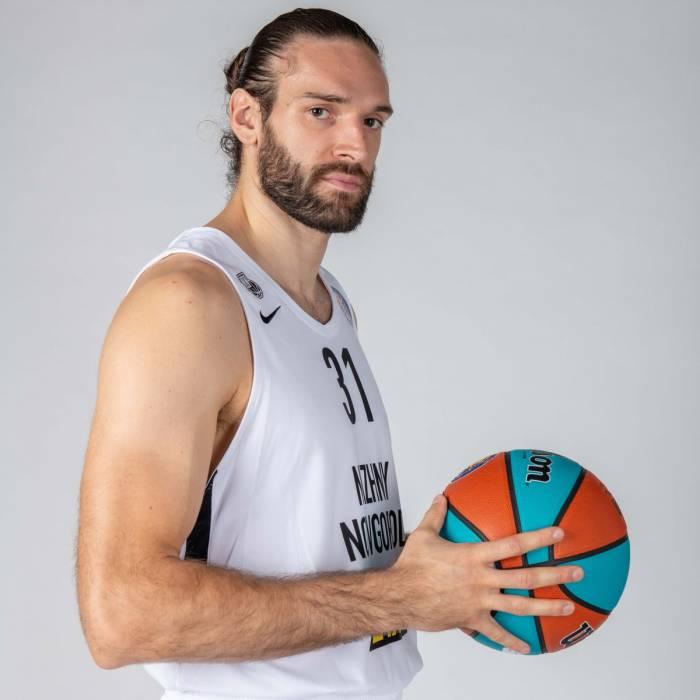 Photo de Alexandre Gavrilovic, saison 2020-2021