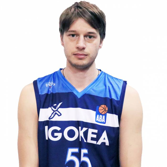Photo de Marko Lukovic, saison 2018-2019
