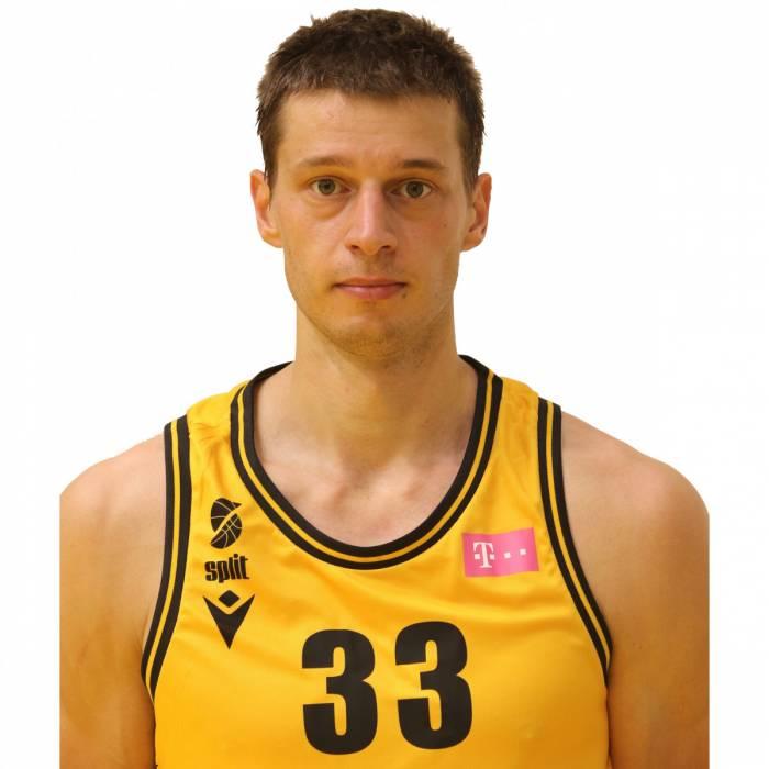 Photo de Marko Lukovic, saison 2020-2021