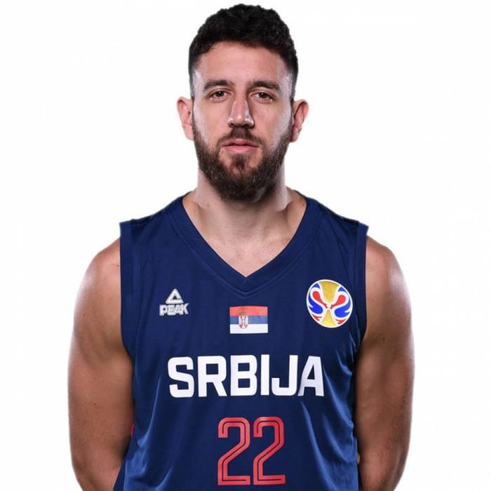 Photo de Vasilije Micic, saison 2019-2020