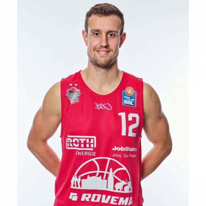Johannes Richter nuotrauka, 2020-2021 sezonas