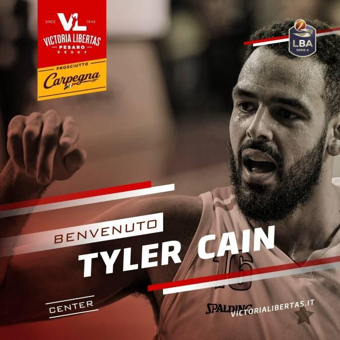 Photo de Tyler Cain, saison 2020-2021