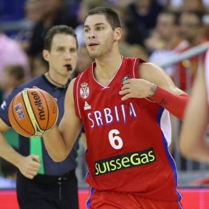 Photo of Stefan Jovic, 2014-2015 season