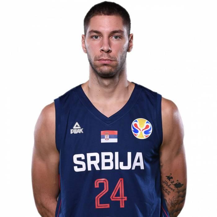 Photo of Stefan Jovic, 2019-2020 season