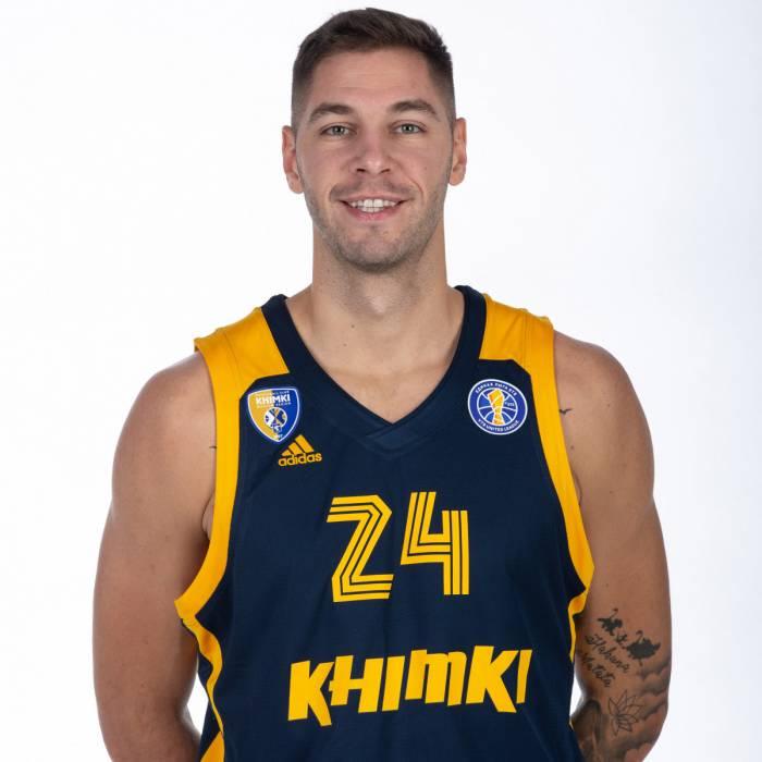 Photo of Stefan Jovic, 2020-2021 season