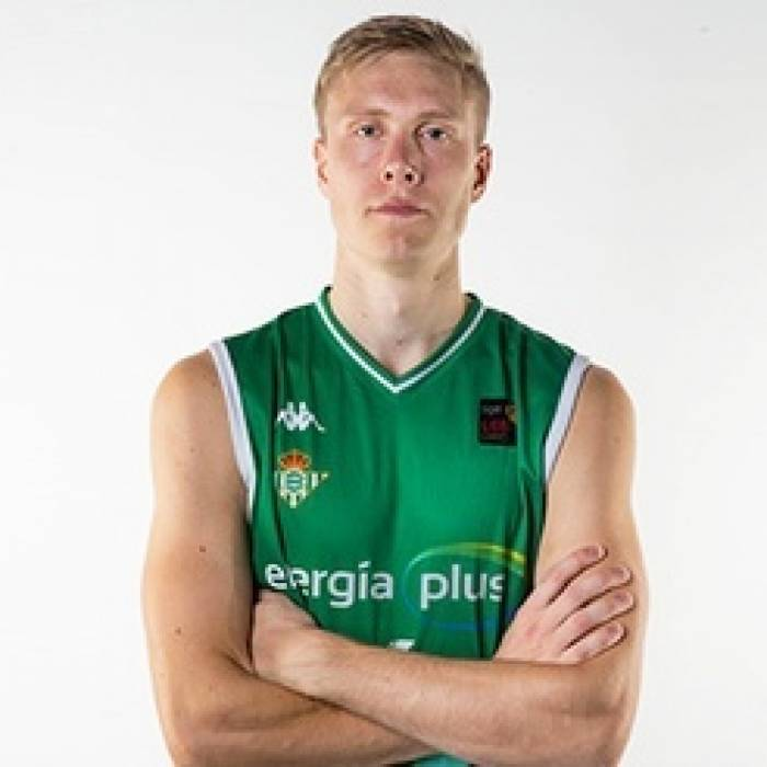 Photo of Tobias Borg, 2018-2019 season