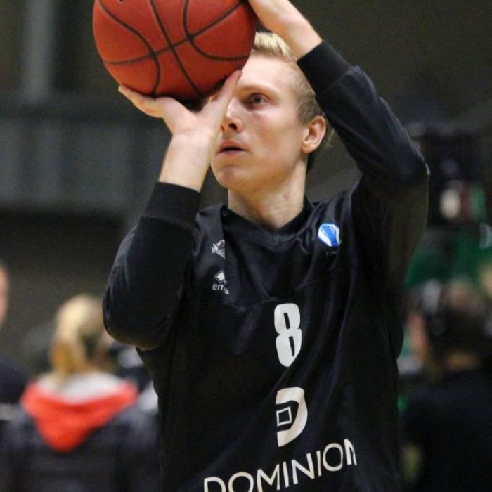 Photo de Tobias Borg, saison 2015-2016