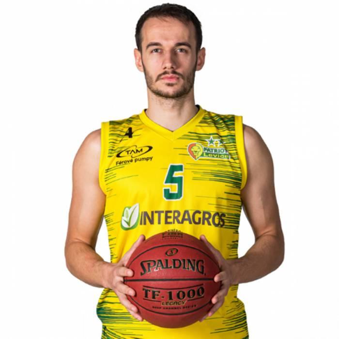 Photo of Simon Krajcovic, 2019-2020 season