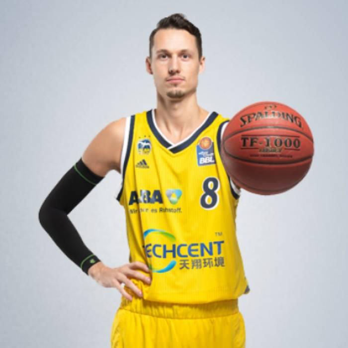 Photo de Marcus Eriksson, saison 2019-2020