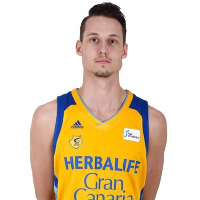 Photo de Marcus Eriksson, saison 2017-2018