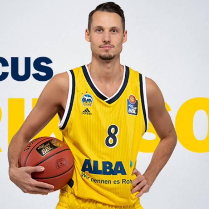 Photo de Marcus Eriksson, saison 2020-2021