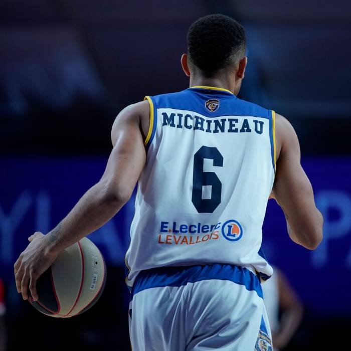 Photo de David Michineau, saison 2019-2020