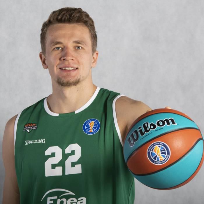 Photo de Daniel Szymkiewicz, saison 2020-2021