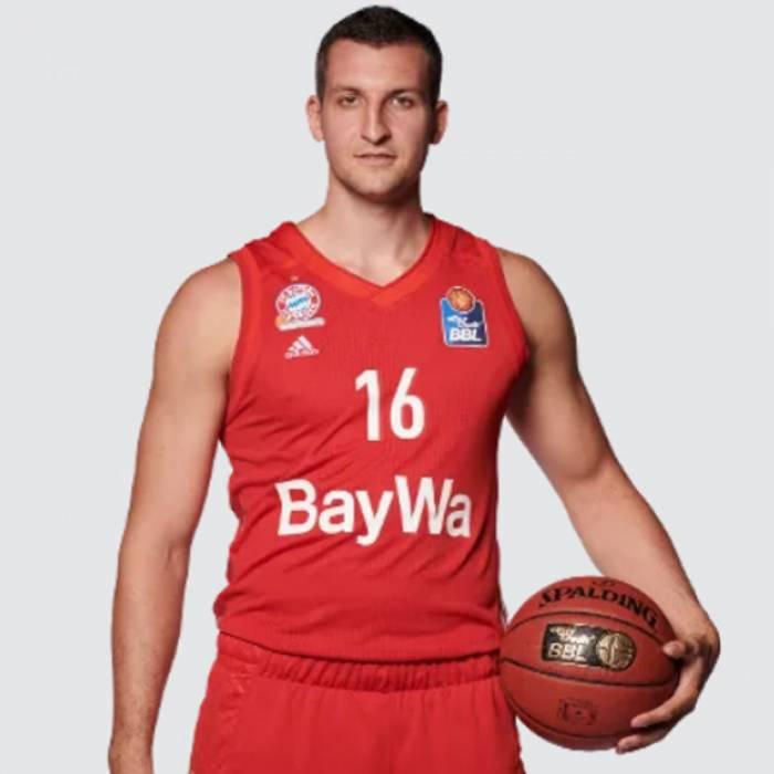 Photo of Paul Zipser, 2019-2020 season