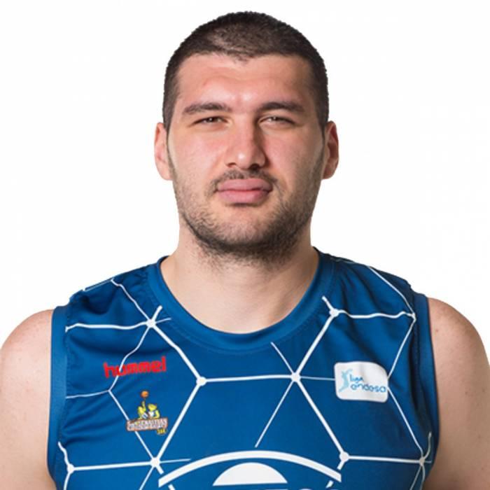 Photo de Beka Burjanadze, saison 2018-2019