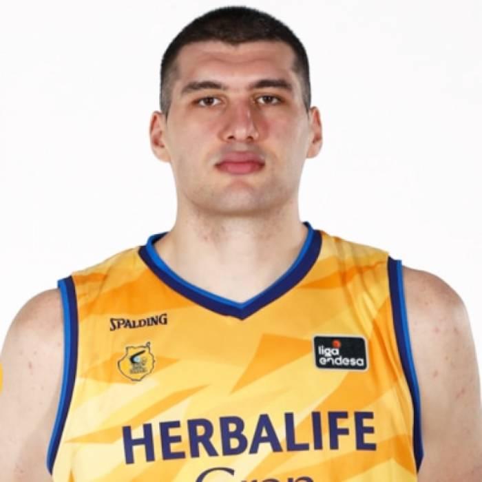 Photo de Beka Burjanadze, saison 2019-2020