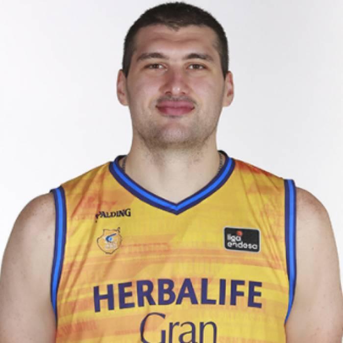 Photo de Beka Burjanadze, saison 2020-2021