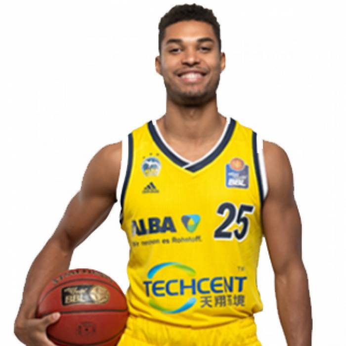 Photo de Kenneth Ogbe, saison 2019-2020