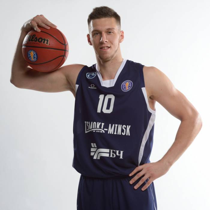 Photo of Vitali Liutych, 2019-2020 season
