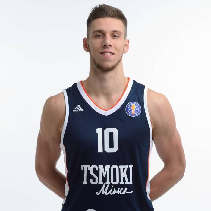 Photo of Vitali Liutych, 2018-2019 season