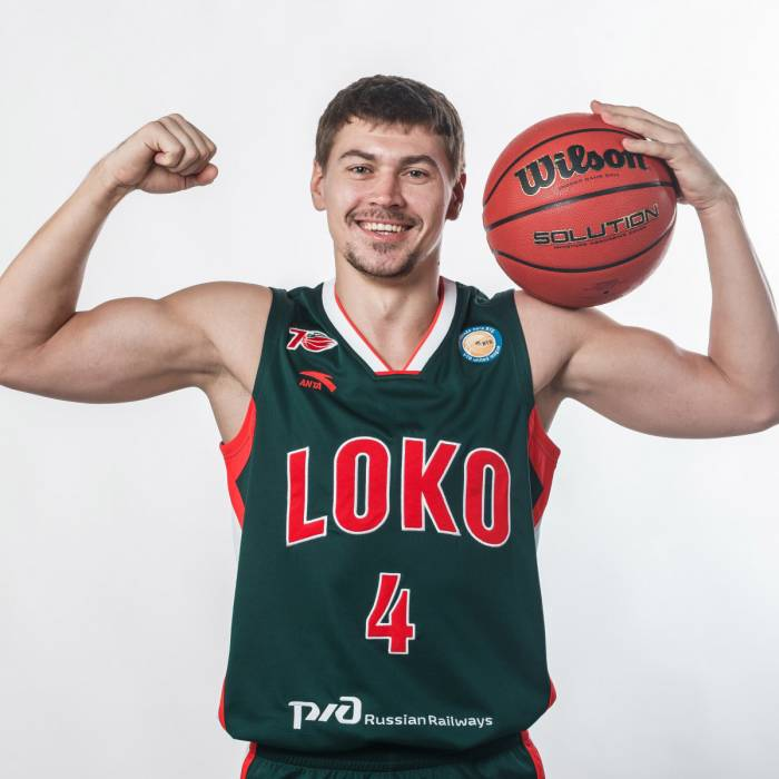 Photo de Evgeni Baburin, saison 2016-2017