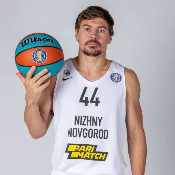 Photo de Evgeni Baburin, saison 2020-2021