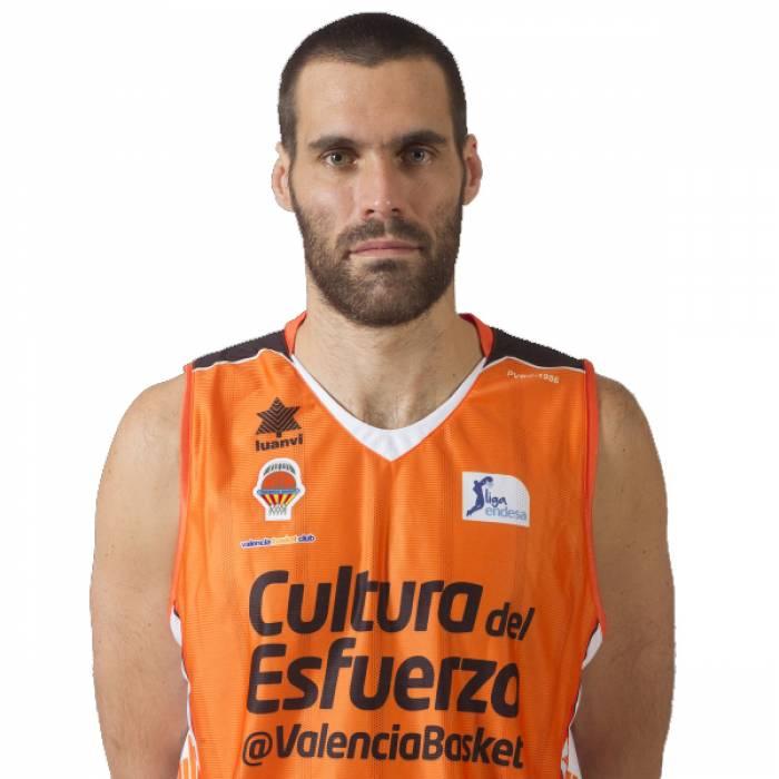 Photo de Fernando San Emeterio, saison 2019-2020