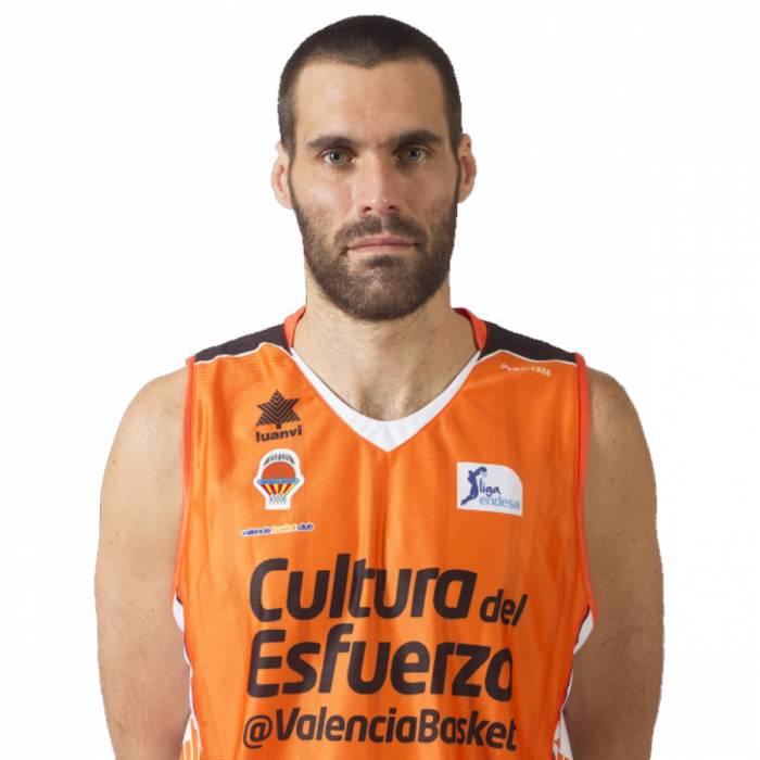 Photo de Fernando San Emeterio, saison 2020-2021