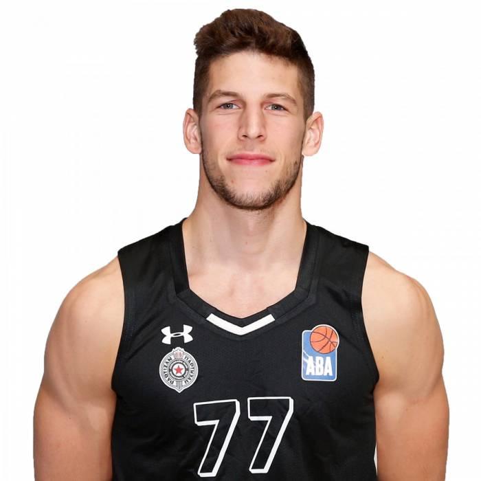 Photo of Aleksej Nikolic, 2018-2019 season