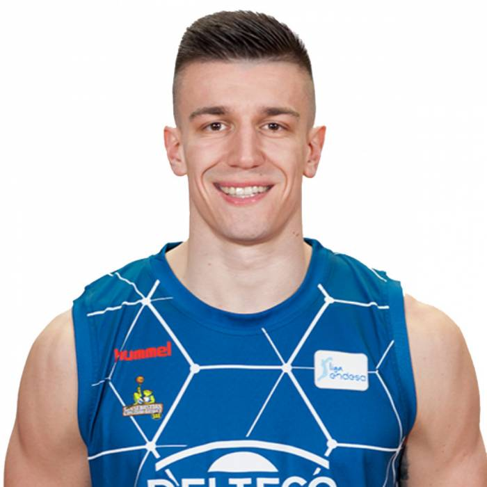 Photo of Matic Rebec, 2018-2019 season