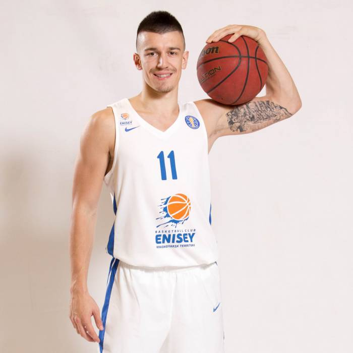Photo of Matic Rebec, 2017-2018 season