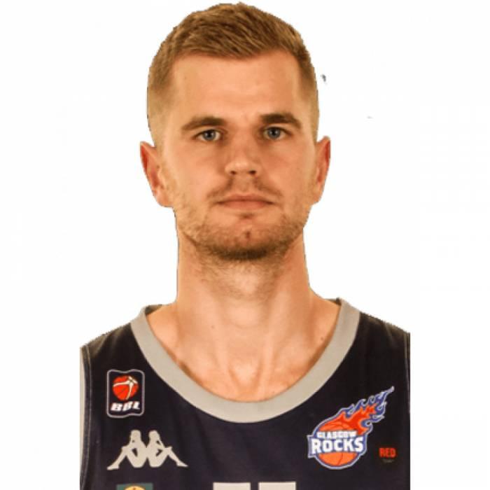 Photo of Tadas Rinkunas, 2019-2020 season