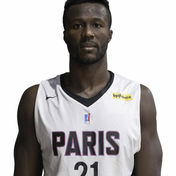 Photo de Moustapha Diarra, saison 2018-2019
