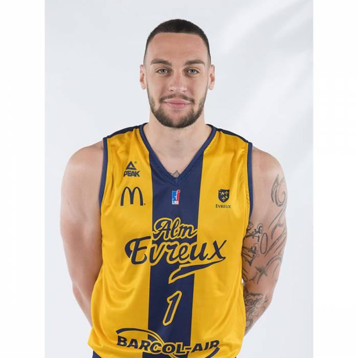 Photo of Antoine Wallez, 2020-2021 season