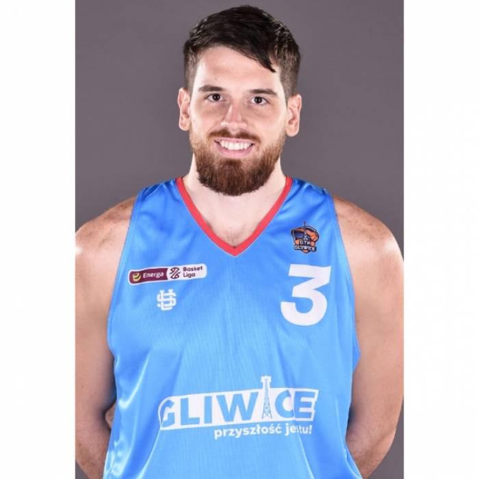 Photo of Milivoje Mijovic, 2019-2020 season