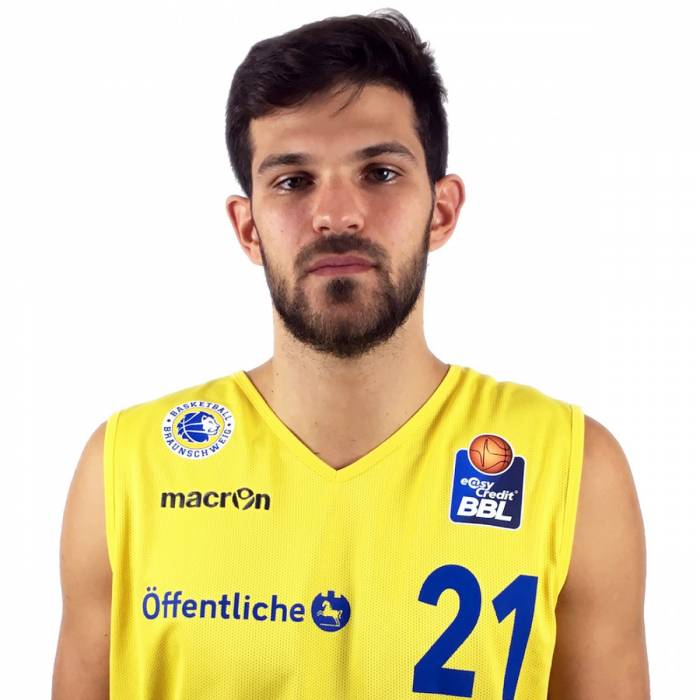 Photo of Aleksandar Marelja, 2019-2020 season
