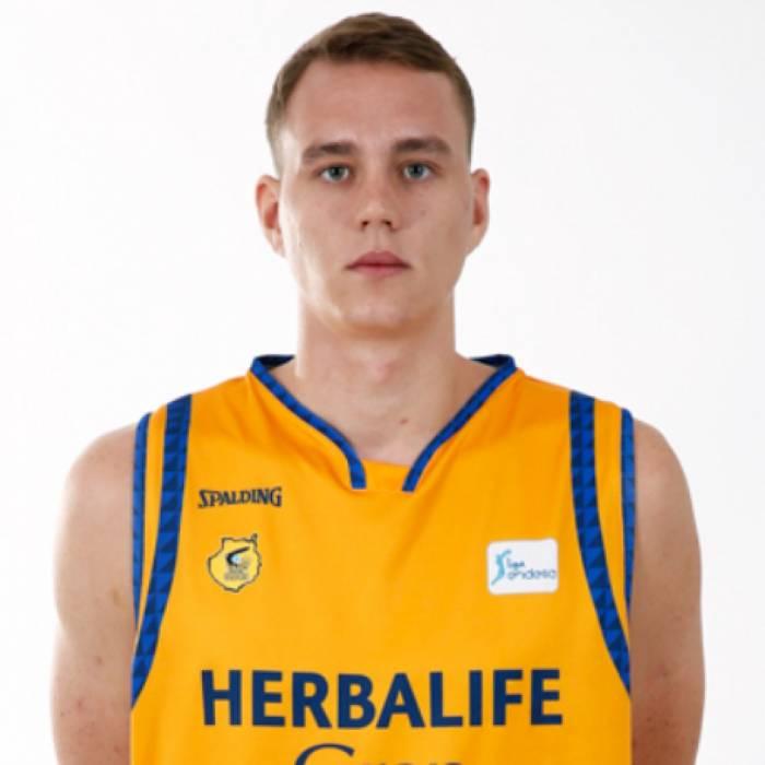 Photo of Andzejs Pasecniks, 2018-2019 season