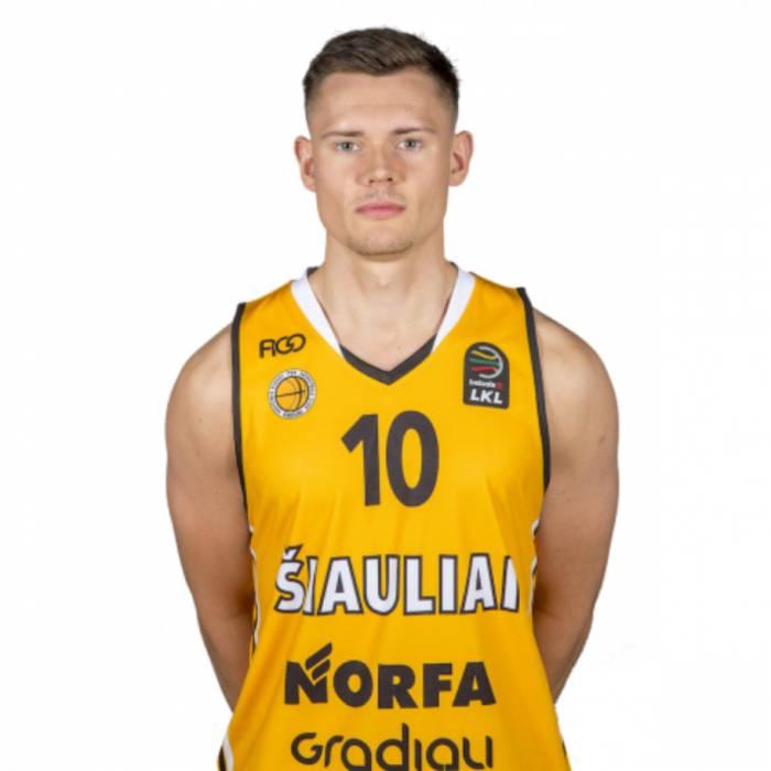 Photo of Elvar Fridriksson, 2020-2021 season