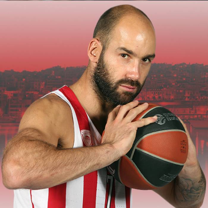 Photo de Vassilis Spanoulis, saison 2018-2019