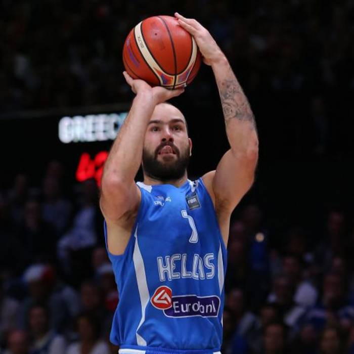 Photo de Vassilis Spanoulis, saison 2015-2016