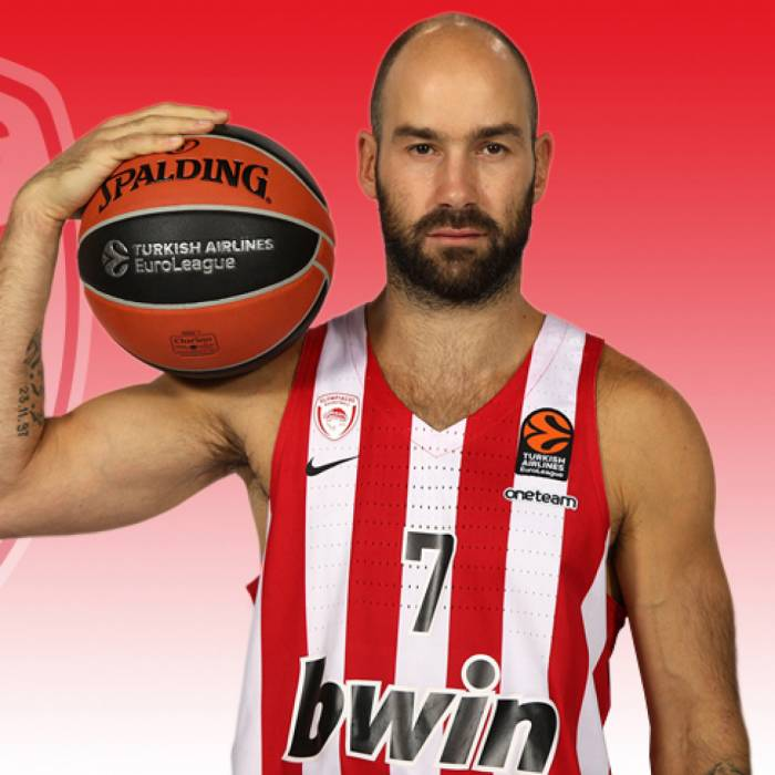 Photo de Vassilis Spanoulis, saison 2019-2020
