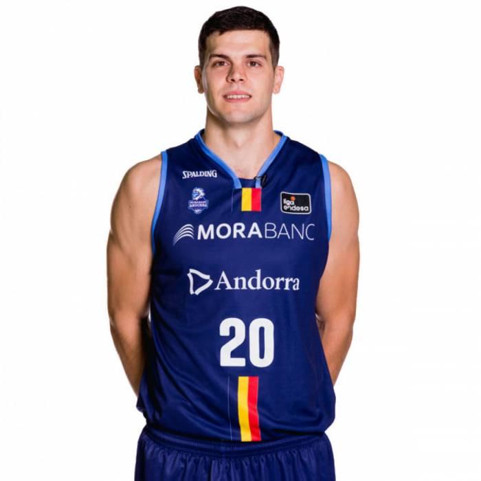 Photo de Dejan Todorovic, saison 2019-2020